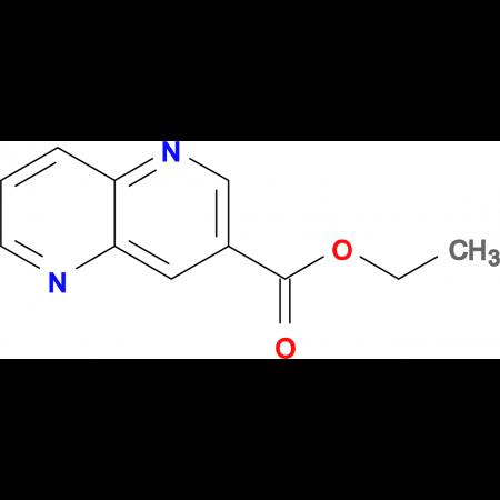 ETHYL 1,5-NAPHTHYRIDINE-3-CARBOXYLATE