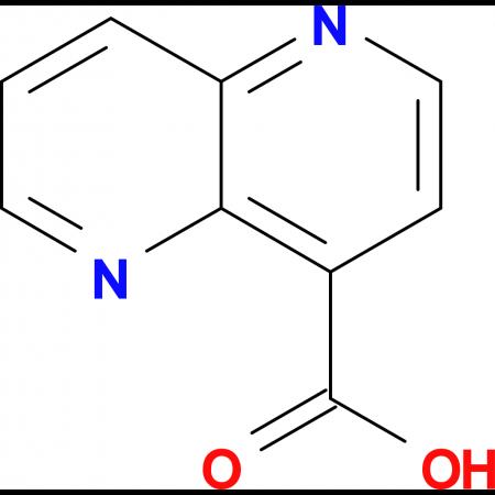 [1,5]NAPHTHYRIDINE-4-CARBOXYLIC ACID