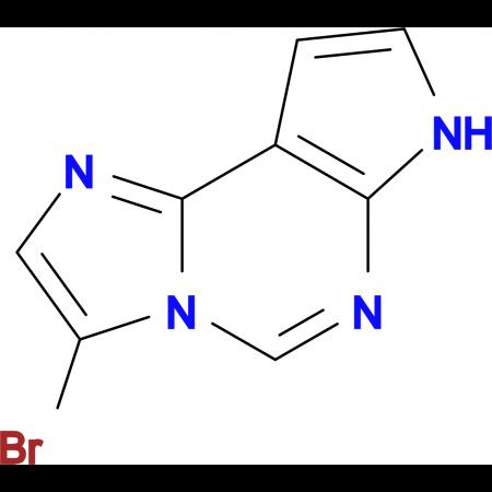3-BROMO-7H-IMIDAZO[1,2-C]PYRROLO[3,2-E]PYRIMIDINE