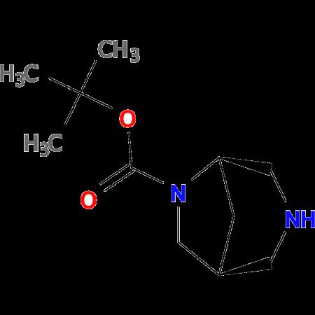 (1R,5S)-TERT-BUTYL 3,6-DIAZABICYCLO[3.2.1]OCTANE-6-CARBOXYLATE