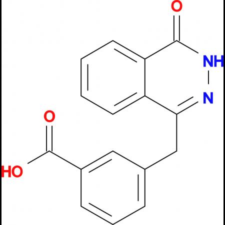 3-((4-Oxo-3,4-dihydrophthalazin-1-yl)methyl)benzoic acid