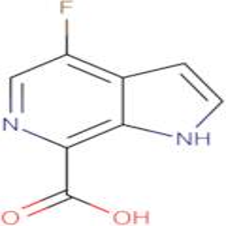 4-FLUORO-1H-PYRROLO[2,3-C]PYRIDINE-7-CARBOXYLIC ACID