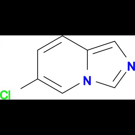 6-CHLOROIMIDAZO[1,5-A]PYRIDINE