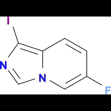 6-FLUORO-1-IODOIMIDAZO[1,5-A]PYRIDINE