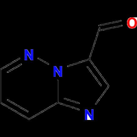 IMIDAZO[1,2-B]PYRIDAZINE-3-CARBOXALDEHYDE