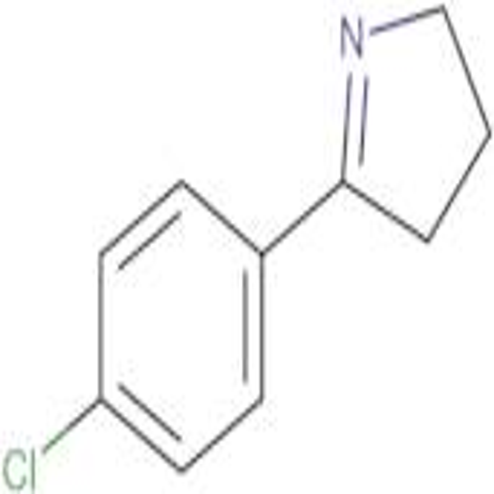 5-(4-CHLOROPHENYL)-3,4-DIHYDRO-2H-PYRROLE