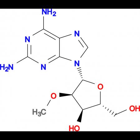2'-O-METHYL-2,6-DIAMINOPURINE-RIBOSIDE