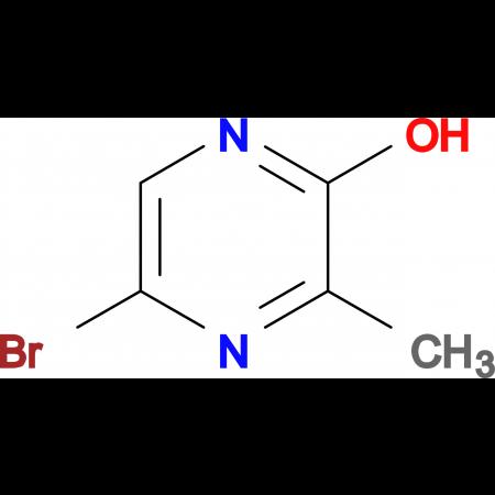 5-Bromo-3-methylpyrazin-2-ol