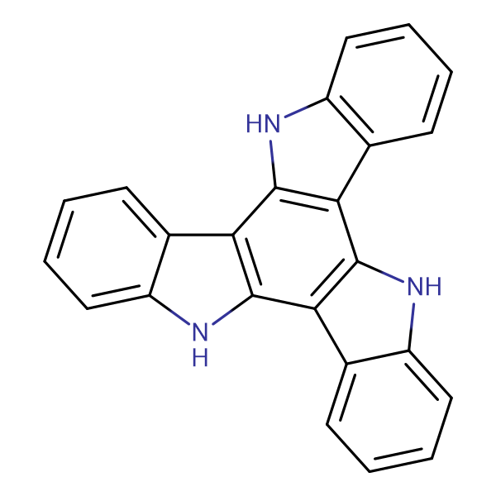 10,15-Dihydro-5H-diindolo[3,2-a:3',2'-c]carbazole