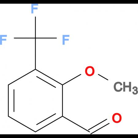 2-Methoxy-3-(trifluoromethyl)benzaldehyde