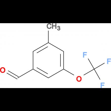3-Methyl-5-(trifluoromethoxy)benzaldehyde