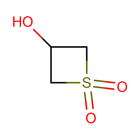 3-Hydroxythietane 1,1-dioxide