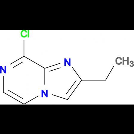 8-Chloro-2-ethylimidazo[1,2-a]pyrazine