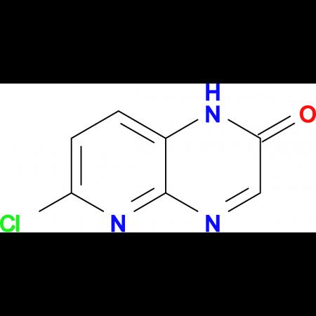 6-Chloropyrido[2,3-b]pyrazin-2(1H)-one