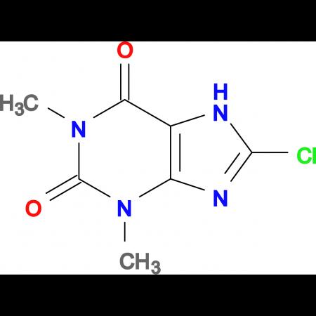 8-Chloro-1,3-dimethyl-1H-purine-2,6(3H,7H)-dione