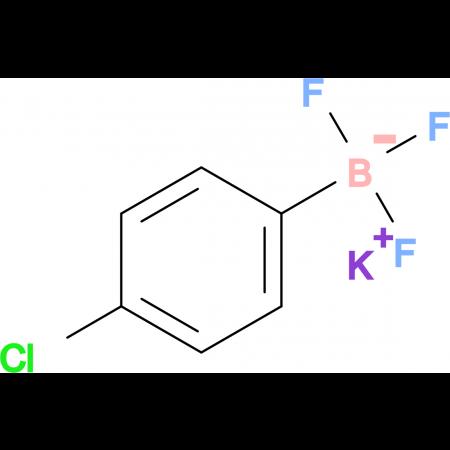 Potassium (4-chlorophenyl)trifluoroborate