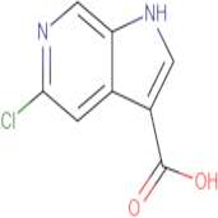 5-Chloro-1H-pyrrolo[2,3-c]pyridine-3-carboxylic acid