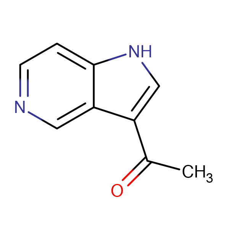 1-(1H-Pyrrolo[3,2-c]pyridin-3-yl)ethanone