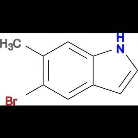 5-Bromo-6-methyl-1H-indole