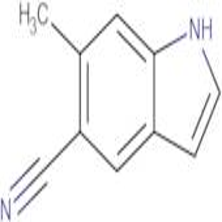 6-Methyl-1H-indole-5-carbonitrile