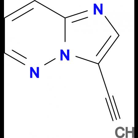 3-Ethynylimidazo[1,2-b]pyridazine