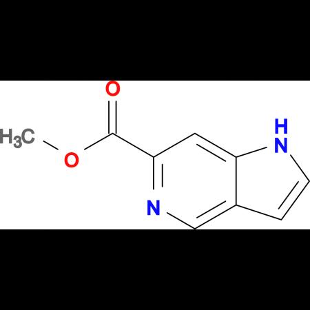 Methyl 1H-pyrrolo[3,2-c]pyridine-6-carboxylate