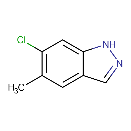 6-Chloro-5-methyl-1H-indazole