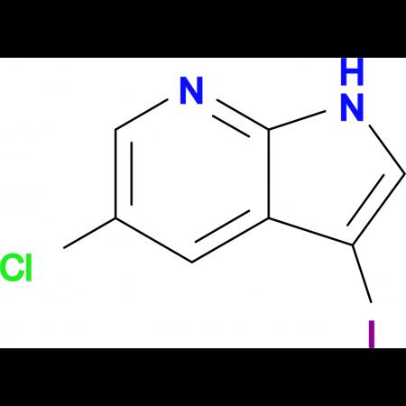 5-Chloro-3-iodo-7-azaindole