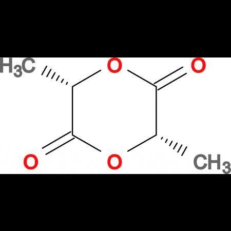 (3S,6S)-3,6-Dimethyl-1,4-dioxane-2,5-dione