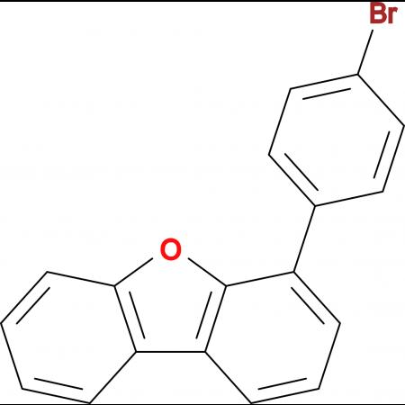 4-(4-Bromophenyl)dibenzo[b,d]furan