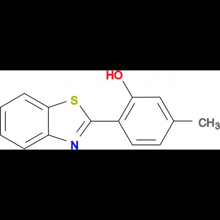2-(2-Benzothiazolyl)-5-methylphenol