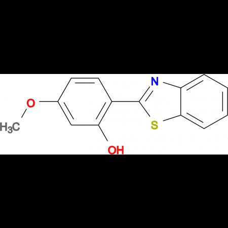 2-(2-Benzothiazolyl)-5-methoxyphenol