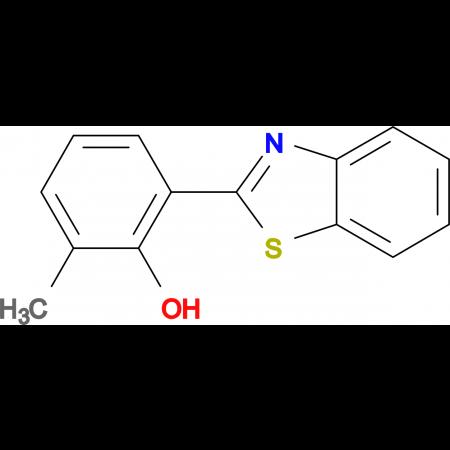 2-(2-Benzothiazolyl)-6-methylphenol