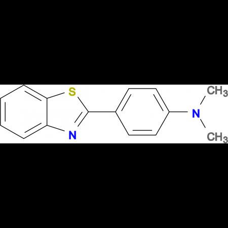 2-(4-Dimethylaminophenyl)benzothiazole