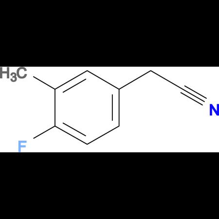 4-Fluoro-3-methylphenylacetonitrile
