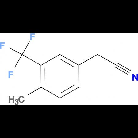 4-Methyl-3-(trifluoromethyl)phenylacetonitrile