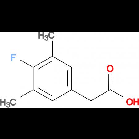 4-Fluoro-3,5-dimethylphenylacetic acid
