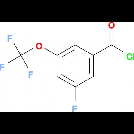 3-Fluoro-5-(trifluoromethoxy)benzoyl chloride