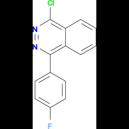 1-chloro-4-(4-fluorophenyl)phthalazine