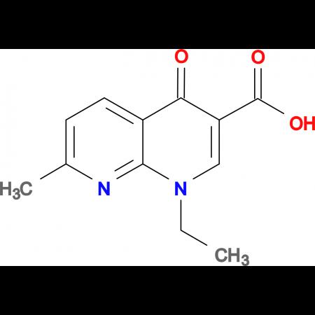 1-Ethyl-7-methyl-4-oxo-1,4-dihydro-1,8-naphthyridine-3-carboxylic acid