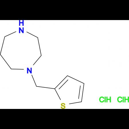 1-(2-thienylmethyl)-1,4-diazepane dihydrochloride