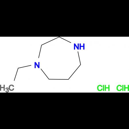 1-ethyl-1,4-diazepane dihydrochloride