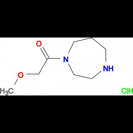 1-(methoxyacetyl)-1,4-diazepane hydrochloride