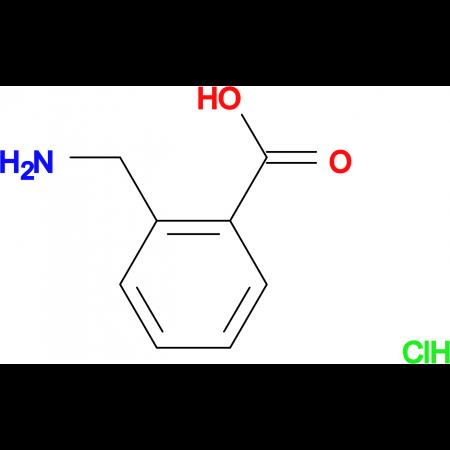 2-(aminomethyl)benzoic acid hydrochloride
