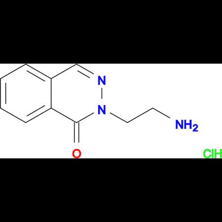 2-(2-aminoethyl)-1(2H)-phthalazinone hydrochloride