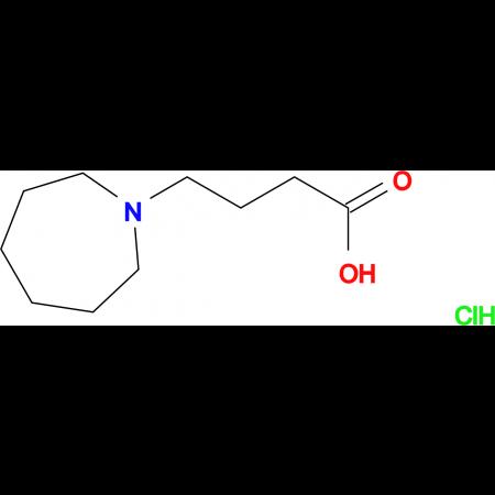 4-(1-azepanyl)butanoic acid hydrochloride