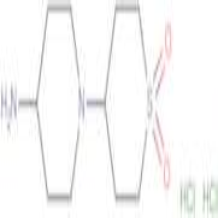 1-(1,1-dioxidotetrahydro-2H-thiopyran-4-yl)-4-piperidinamine dihydrochloride
