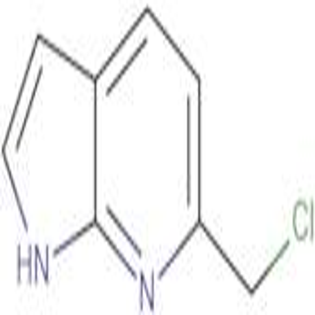 6-(chloromethyl)-1H-pyrrolo[2,3-b]pyridine