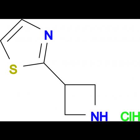2-(3-azetidinyl)-1,3-thiazole hydrochloride