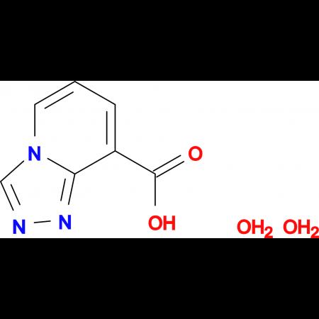 [1,2,4]Triazolo[4,3-a]pyridine-8-carboxylic acid dihydrate